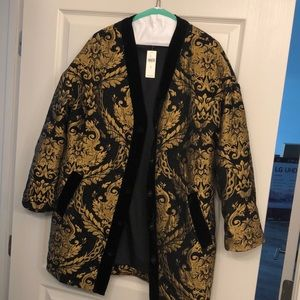 *PRICE DROP* Oversized Jacket from Anthropologie